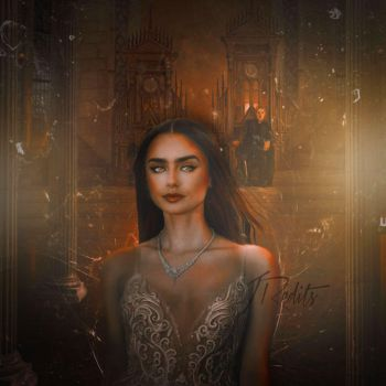 Not a queen Lily manip by Jess104