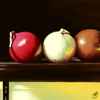 Onions by knitetgantt