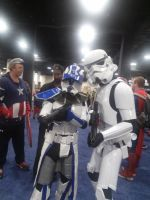 Bostin Comic Con 2014-Storm Troopers by TheSaviorAlchemist
