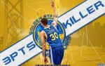 Stephen Curry 3pts killer by Kevin-tmac