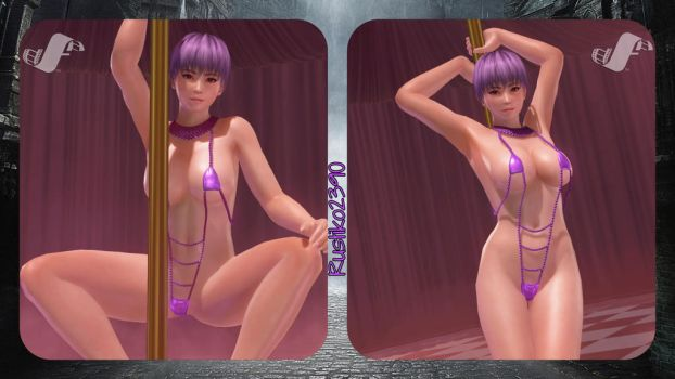 DoAX3 Ayane -Salmon Roe (E)- (Pack) 02 by rustiko2390