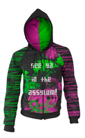 KyoushiraTheReal's Hoodie by karatealive