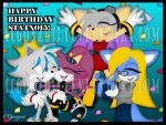 StatX015 Bday Gift by CCgonzo12