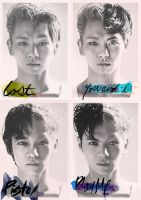 Key + Shinee Compliation by limit73er