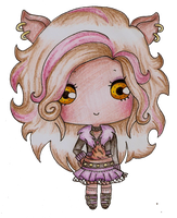 Clawdeen by Bee-chii