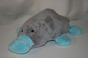 Platypus Plush by Katy-A