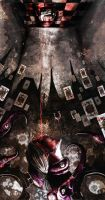 Alice: Madness is in the Blood by SarahJaneArt