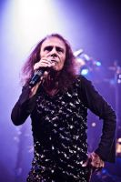 Ronnie James Dio by GIVEthemHORNS