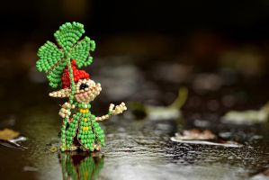Does it still rain? by ZimtBeadwork