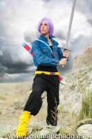 Future Trunks by Zihark-cosplay