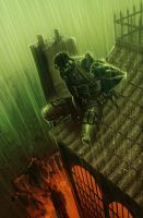 Splinter Cell by CapitaineDub