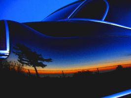 Sunset Reflection by dsiegel