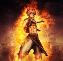 The Lightning Flame Dragon by Gray-Fullbuster