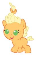 Baby Apple Jack by MarianHawke