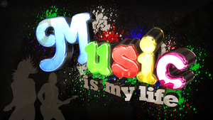 Music is my life! by TheMrDoesi
