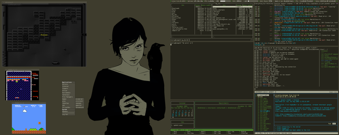 archlinux : my games by kirog