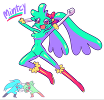 Spaicy Mint Fusion by LoulouVZ