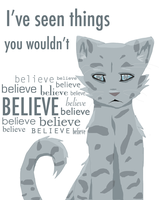 You wouldn't believe by Hawkheart1