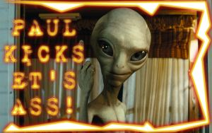 Paul.. The movie I got to see. by Archeonista