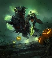 Headless horseman by Agentnorth1