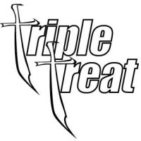 Triple Treat logo done by PeterPalmiotti