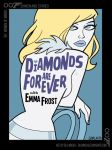 Emma Frost / Shaken and Stirred by BillWalko