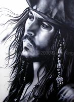 Cpt Jack Sparrow by DefiantArtistry