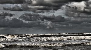 Sea HDR by Claudia008