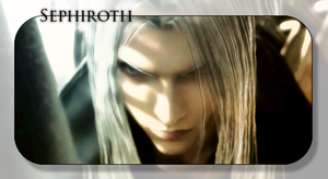 Sephiroth, the Nightmare by Athraxas
