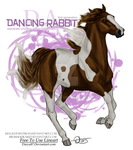 VHR: PA Dancing Rabbit by paintbean
