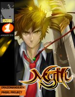 MYTH Cover: First Issue by LarizSantos