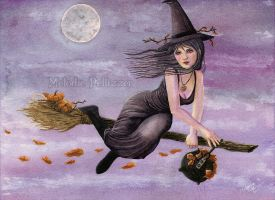 The Witches Moon by Melodieous