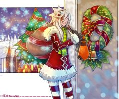 Christmas  event 2013! by KOshooter