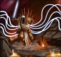 Tyrael by Letson