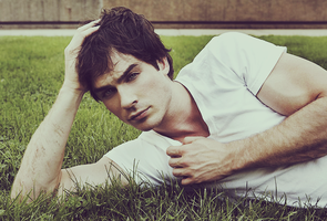 Ian Somerhalder by paulispinel
