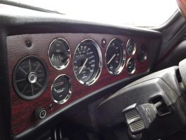 Triumph Stag Mk2 Dashboard by JS92