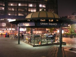 NYC05 - Union Square by otter1