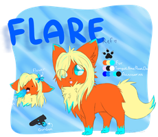 Flare Ref. 4 by flaries
