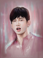 Fan art_Ti Amo Shim Changmin TVXQ by yuel0824