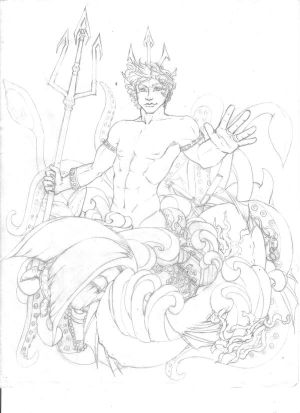 God of the Sea: WIP