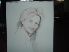 dr janet frasier-teryl rothery by Siren-Of-The-Sea