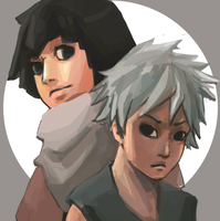 Divided Into Yin and Yang by ohrii