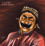 Tribute to pak Raden by PatArt