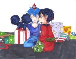 DMMd - Happy Birthday Aoba 2014 by FullmetalPikachu