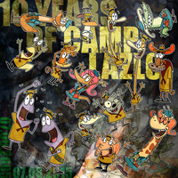 Happy Camp Lazlo Day 2015 by Netaro