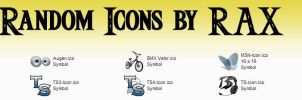 Random Icons by rax001