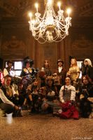 a steampunk adventure by MaddMorgana