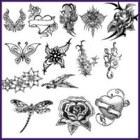 Brushes-Tattoos-Garden1 by wingsdesired-psp