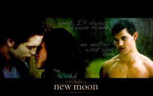 No Matter What... - New Moon by PrinKay