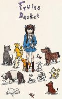 Fruits Basket WtP by RhiaKolareny